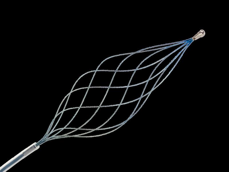 Single-use Endoscopy Retrieval Basket - Spiral
