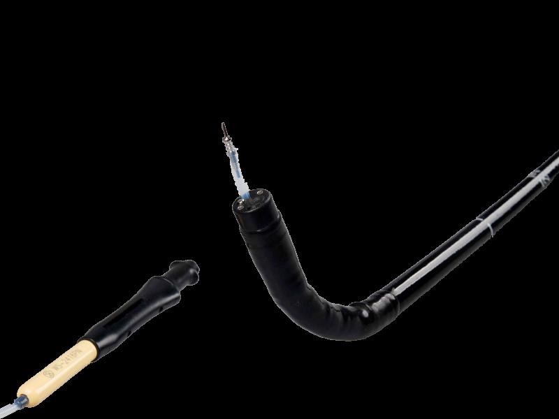 Single-use Injection Needle - Teflon Tubing